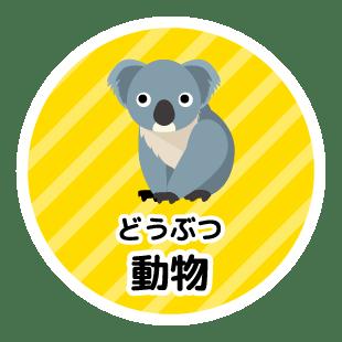 動物(どうぶつ)